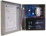 Altronix AL125UL Power supply-Charger