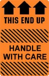Caution Handle With Care - This End Up