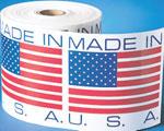 Country of Origin Made In U.S.A.