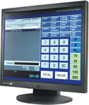 Logic Controls LE1017 Touchscreen