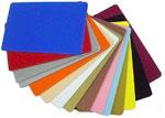 PVC-Cards Blank Metallic Vinyl Card