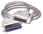 Star Parallel printer cable