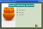 TPGTEX Food Labeling System