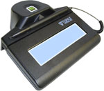 Topaz IDLite LCD 1x5 RF Technology