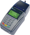 VeriFone Vx 610 Wireless Terminal