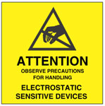 Warning Observe Precautions for Handling