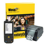 Wasp Inventory Control Professional Kit