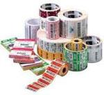 Zebra DogBone RFID Paper Label