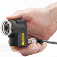 Cognex Checker industrial barcode scanners