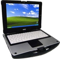GammaTech Durabook U12C Rugged Laptop