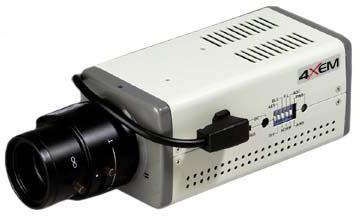 4XEM E104NP Surveillance Camera