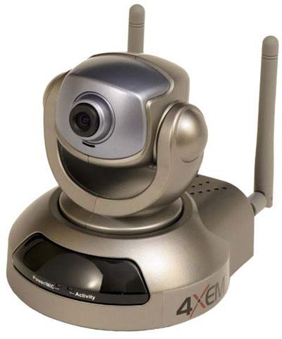 4XEM IPCAMWLPTG Surveillance Camera