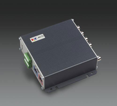 ACTi SED2320QT Network/IP Video Server