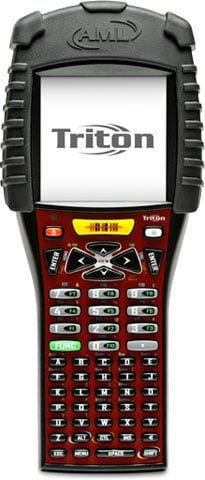 AML Triton Mobile Computer