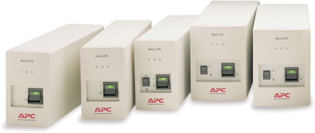 APC CS 500 UPS: BK500
