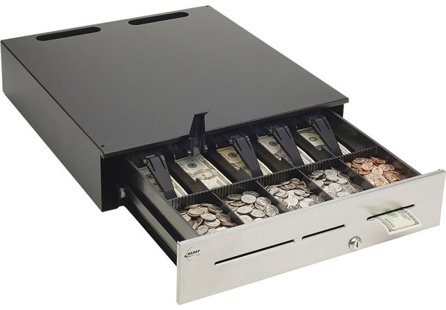 APG Series 4000: 1816 Cash Drawer