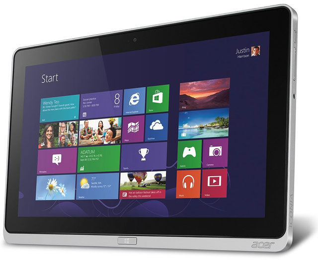 Acer Iconia W7 Tablet Computer