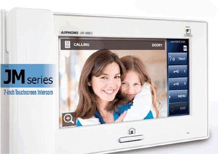 Aiphone TouchScreen Series Surveillance Camera System