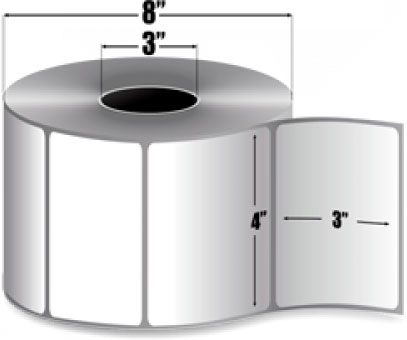 AirTrack Label Label: 800640-305-COMPATIBLE