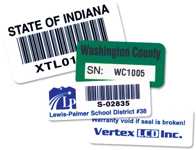 AirTrack Label: XTL029-1C