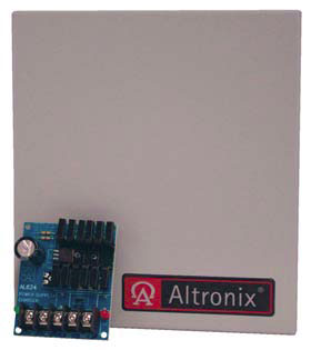 Altronix AL624 Linear Power Supply/Charger