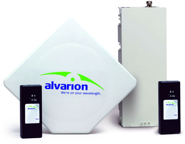 Alvarion BreezeNET Data Networking Device