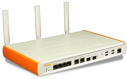 Aruba 650 Data Networking Device