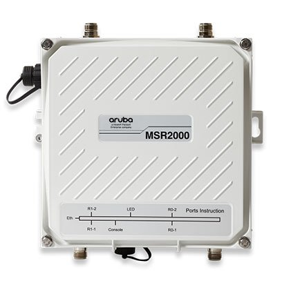 Aruba MSR2000 Access Point