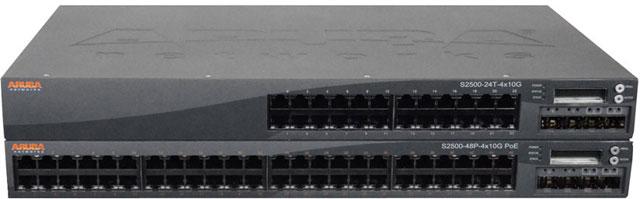 Aruba S2500 Data Networking Device