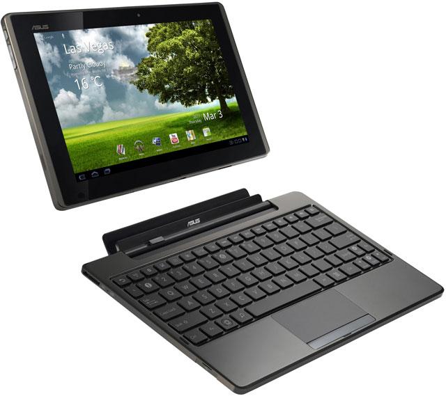 Asus Eee Pad Tablet Computer