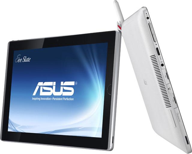 Asus Eee Slate Tablet Computer