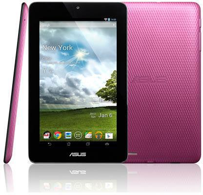 Asus MeMO Pad Tablet Computer