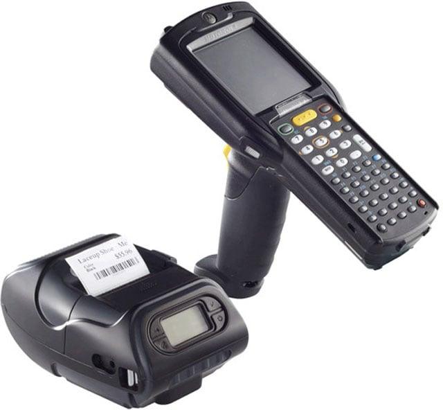 Avery-Dennison 9485 Portable Printer