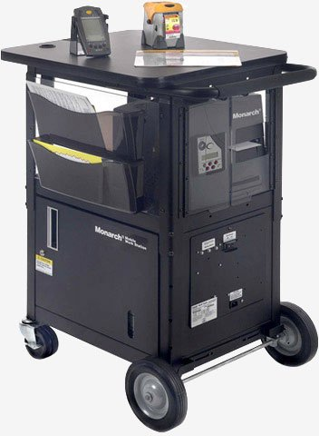 avery dennison 9876 mobile workstation mobile cart best price available online save now. Black Bedroom Furniture Sets. Home Design Ideas