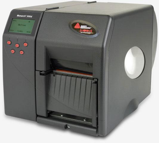 Avery Dennison 9906 RFID RFID Label Printer: M09906RFIDE