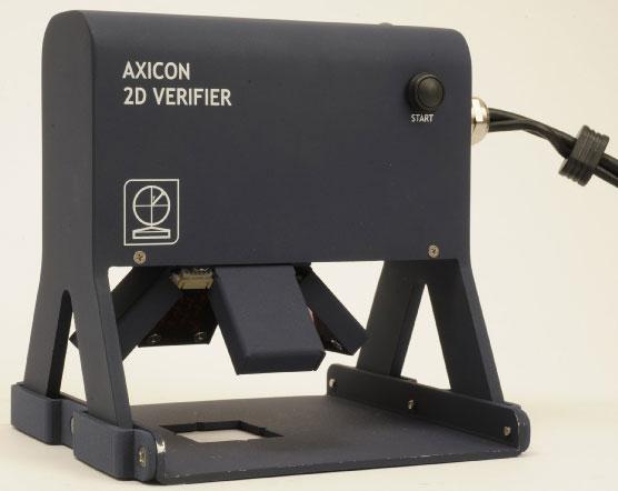 Axicon 12000 Series Verifier