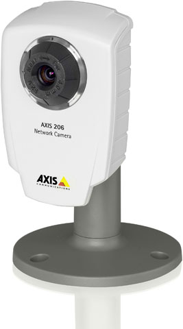 Axis 206 Network Surveillance Camera