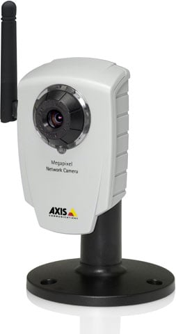 Axis 207MW Network Surveillance Camera