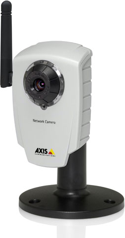 Axis 207W Network Surveillance Camera