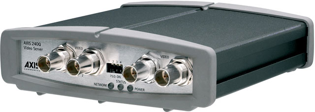 Axis 240Q Network/IP Video Server