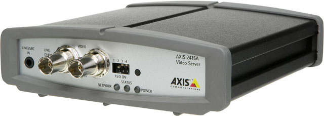 Axis 241SA Network/IP Video Server