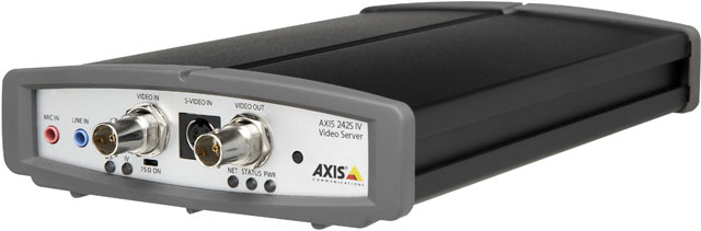 Axis 242S IV Network/IP Video Server