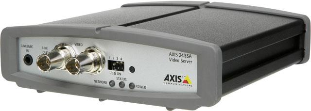 Axis 243SA Network/IP Video Server
