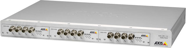 Axis 291 1U Network/IP Video Server