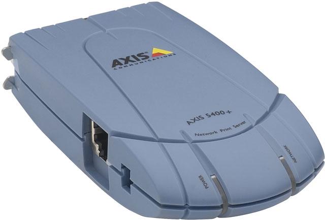 Axis 5400+ Print Server