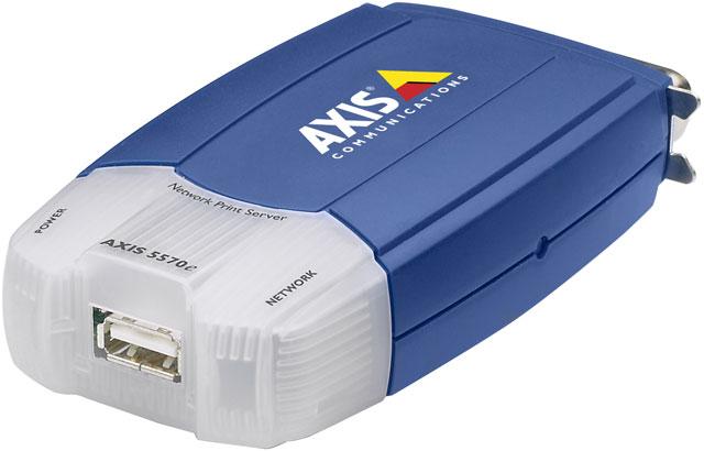 Axis 5570e Print Server
