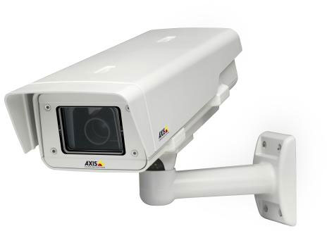 Axis P13 Series Security Camera: 0528-001