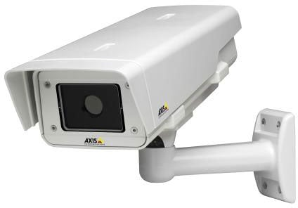 Axis Q1910-E Network Thermal Surveillance Camera
