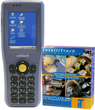 BCI IntelliTrack Physical Inventory Bundle