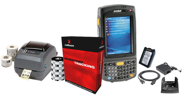 BCI Government Inventory Tracking Kit with RedBeam